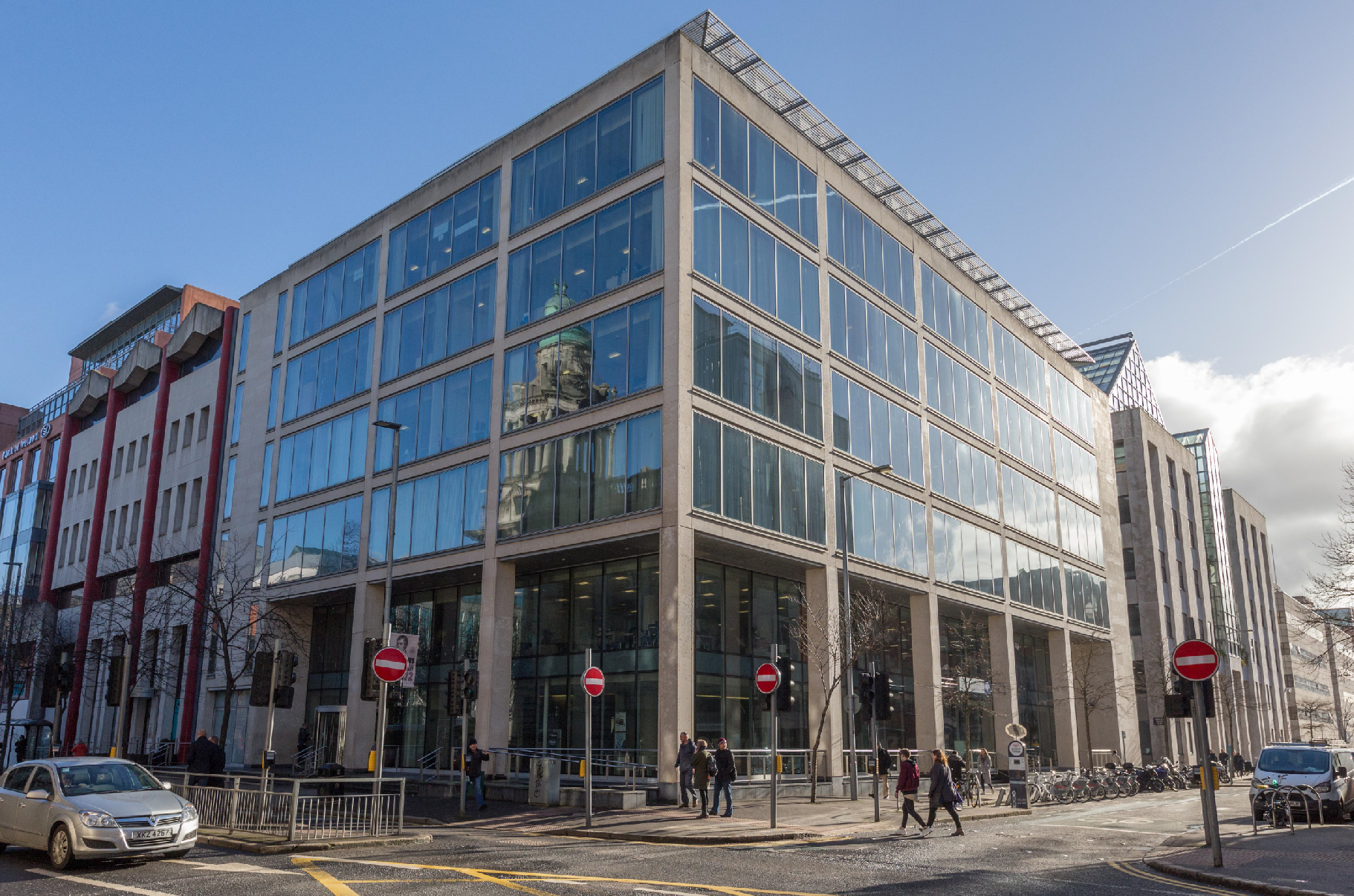 Metro Building, 6-9 Donegall Square South, Belfast, Belfast, BT1 5JA photo