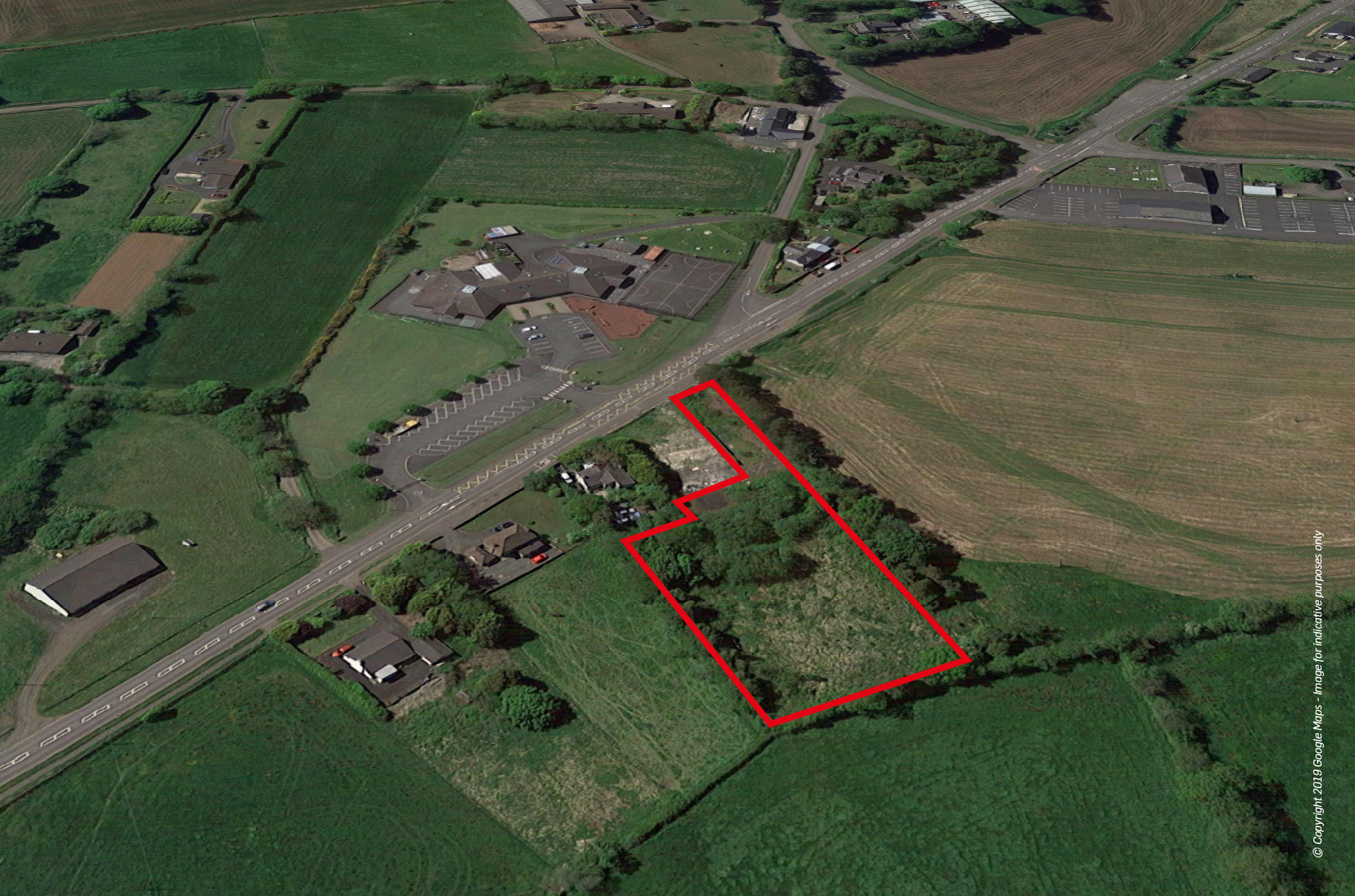 Land at 192 Seven Mile Straight, Crumlin, Co. Antrim, BT29 4YR photo