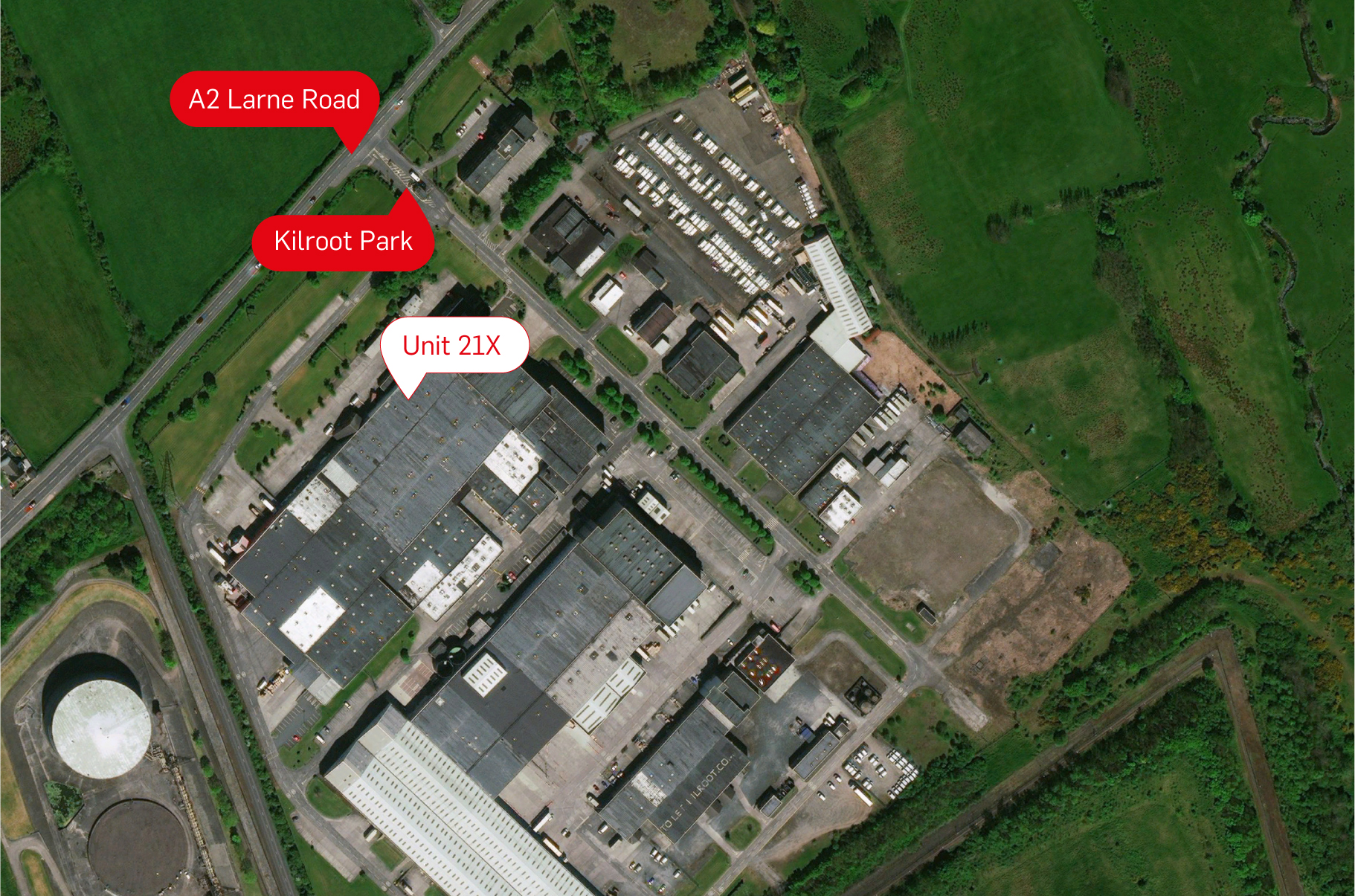 Unit 21X Kilroot Business Park, Larne Road, Carrickfergus, Co. Antrim, BT38 7PR photo