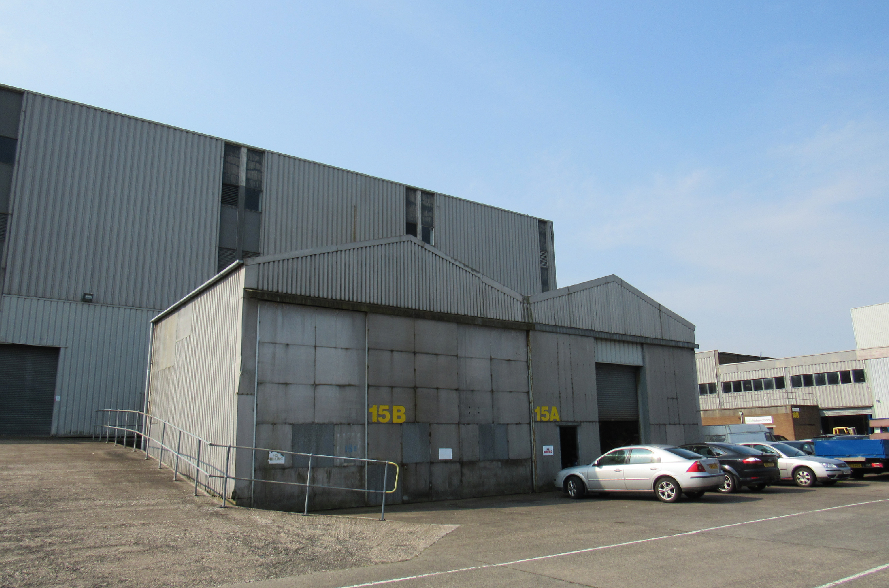 Unit 15B, Kilroot Business Park, Larne Road, Carrickfergus, Co. Antrim, BT38 7PR photo